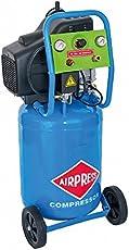 AIRPRESS Druckluft Kompressor | HL360-50 Compact | 8 Bar | 50 l | 2,5 PS | 280 L-min | Profi