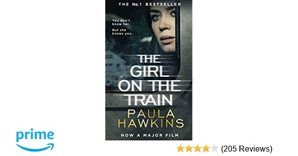 The girl on the train: film tie in: amazon.de: paula hawkins
