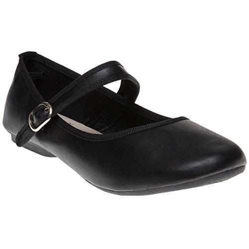 Xti 53188 Mädchen Schuhe Schwarz Schwarz