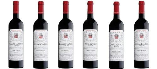 Casal Garcia Vino Verde Tinto (6 X 0,75l)