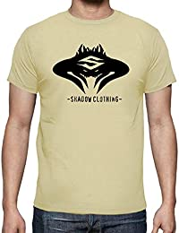 latostadora - Camiseta Shadow Clothing para Hombre 38779d91b96