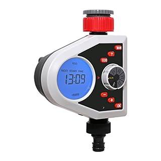 Aqualin Water Timer Tap Hose Timer Watering Computer Garden Irrigation System Controller