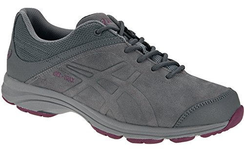 asics Damen-Walkingschuh GEL-CRUZ (charcoal/grey/p