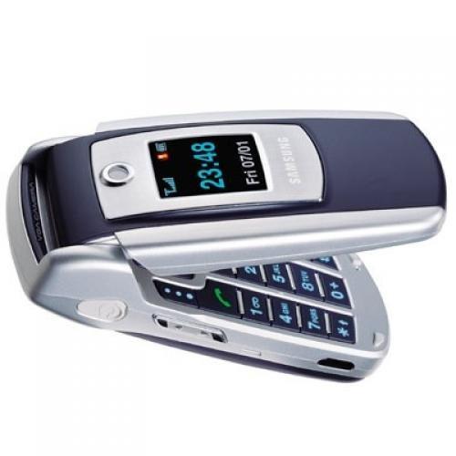 Samsung SGH E700 E 700 Klapp Handy Klasissches Tasten Telefon Ohne Simlock mit Kamera Klassisch Klapphandy Klassiker Gebraucht