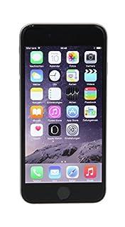 Apple iPhone 6 64GB spacegrau Smartphone (11,9 cm (4,7 Zoll) Display, iOS 8) - (Refurbished) (B00X9WGKFK) | Amazon price tracker / tracking, Amazon price history charts, Amazon price watches, Amazon price drop alerts