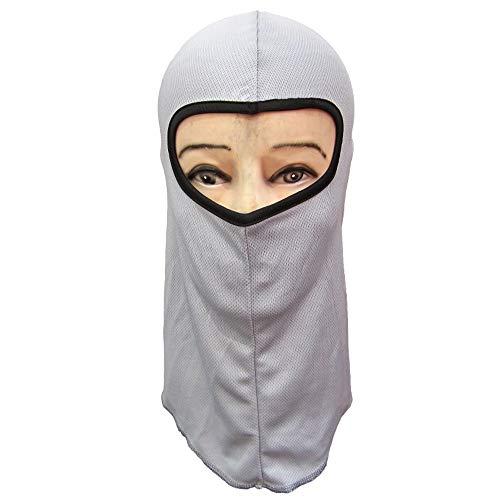 Preisvergleich Produktbild LTL face mask Maske Outdoor Sports Bike Reitmaske Sonnencreme Staubdicht Sandstopfer Anti-Terrorismus CS Tactical Hood (Farbe : H)