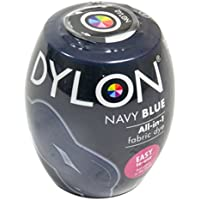 Dylon Máquina Pod caja de 3, Dye, azul marino, 25x 10x 4cm