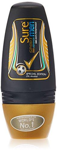 Sure Men Sport Defence Roll On, 40 ml