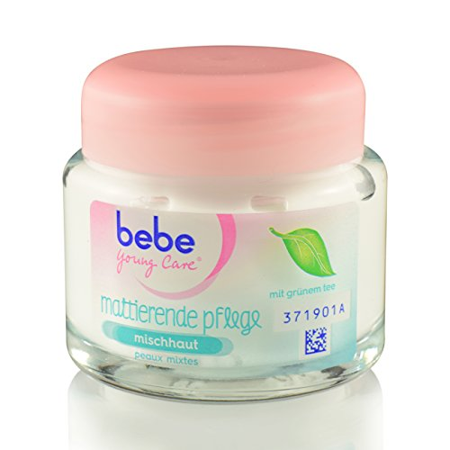 5Pack Bebe Young Care Mattierende Pflege 5x 50ml