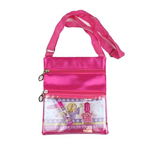 bb-klostermann-90143-madchen-umhangetasche-mit-lippenbalsam-und-nagellack-pink
