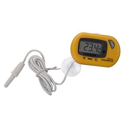 Thermometer for water Aquarium - TOOGOO(R) Digital LCD Thermometer for water Aquarium Terrarium - 50 ~ + 70 degrees 3