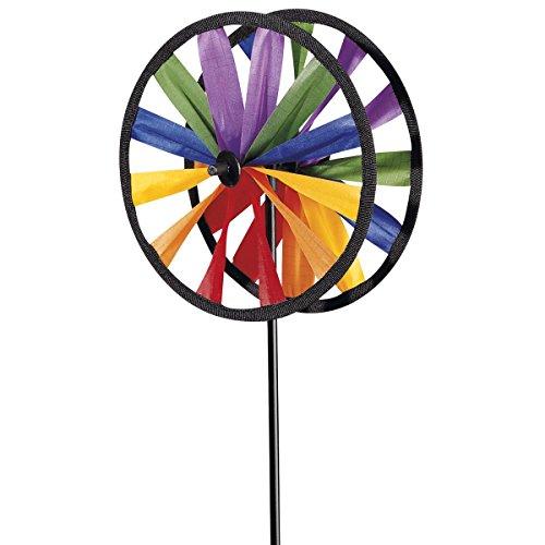 Preisvergleich Produktbild Mini-Windrad ,  Windspiel für den Garten