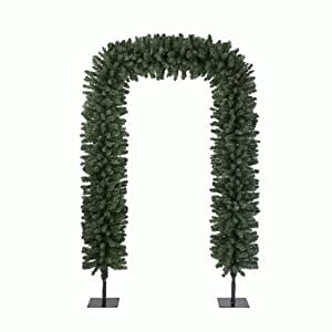 Everlands arche en sapin de noel vert for Decoration de noel amazon