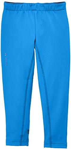 VAUDE Kinder Hose Jerboa Tights, Hydro Blue, 92, 03455 | 04052285148775