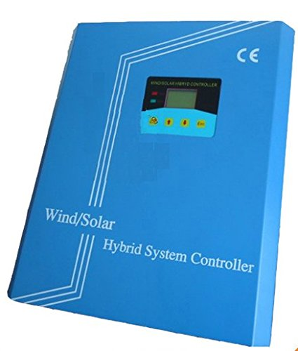 GOWE 96V/120V/240V/360V 13KW Hybrid Charge Controller with LCD Display, 10KW Wind Power,3KW Solar Power -