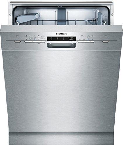 Siemens SN45P532EU iQ500 / Unterbaugeschirrspüler / Höhenverstellbarer Oberkorb / A++ / 262 kWh/Jahr / 262 L