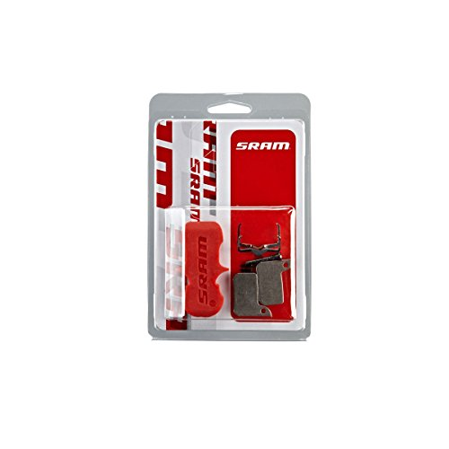 Sram Unisex Pastiglie Road/Level 1 Set Pattini Freno, Unisex, Scheibenbremsbelag Road/Level 1 Set, Nero, Taglia U