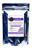 Nobility Black Pepper Powder 01 kilogram / 2.20 pounds - Polvo De Pimienta Negra - Polvo de pimienta negro puro indio