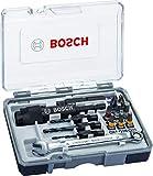 Bosch–Set di trapano/cacciavite (valigetta con 20 pezzi)