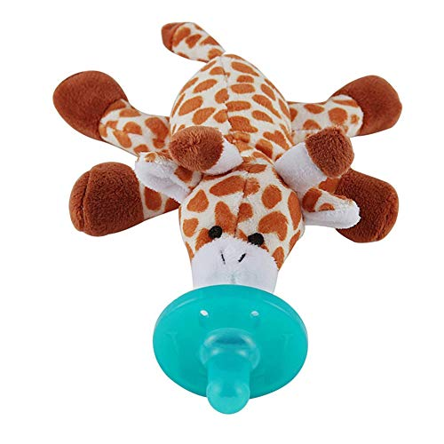 Deanyi Infant Pacifier Toys Nippel Suspension Typ Pacifier Giraffe Form Nub Infant Pacifier 1Stk Baby Produkt
