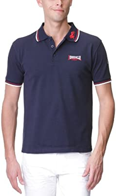Lonsdale London Lion - Polo para hombre