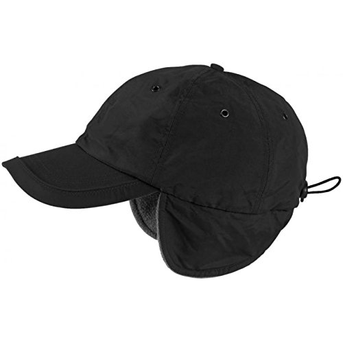 Casquette Techno Earflap avec Teflon baseball cap protege-oreille