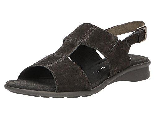 Gabor Damen Sandale Schwarz