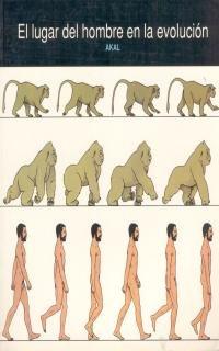 El lugar del hombre en la evolución. (Ciencias de la naturaleza) por British Museum