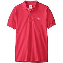 best authentic b48b4 66469 Suchergebnis auf Amazon.de für: LACOSTE Poloshirt, pink, Herren