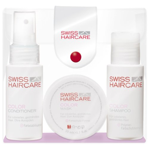 Swiss Haircare Color Reise-Set