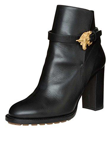 VALENTINO Femmes Bottines cuir véritable Noir