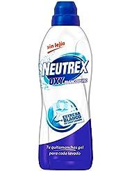 Neutrex Oxy Blanco Puro Quitamanchas Gel sin Lejía para Ropa ...