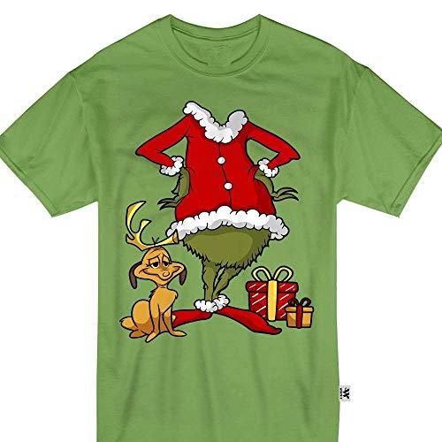 Cute-Dog-Graphic Kostüm-Cartoon-T-Shirt ()