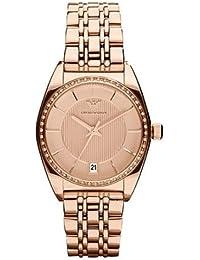 EMPORIO ARMANI Damen Uhr AR0381 UVP:375,00€ Chronograph
