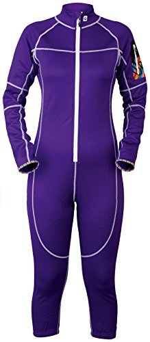 Sweet Protection Damen Ski Saviour Suit, Plum Purple, M, 1347003-132204