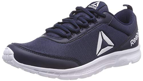 Reebok Speedlux 3.0, Scarpe da Trail Running Uomo, Multicolore (Collegiate Navy/White 000), 42.5 EU