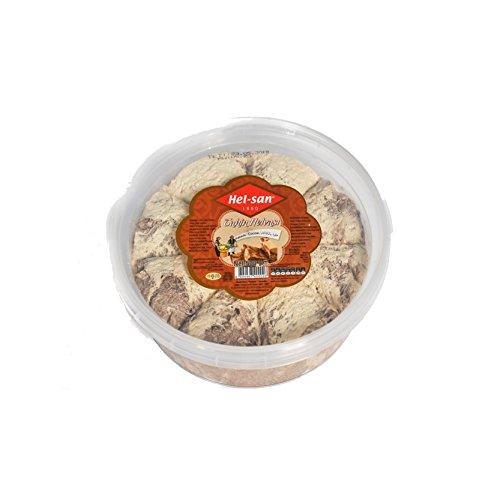 Helsan Halva mit Kakao - Helva Kakaolu 500 Gramm