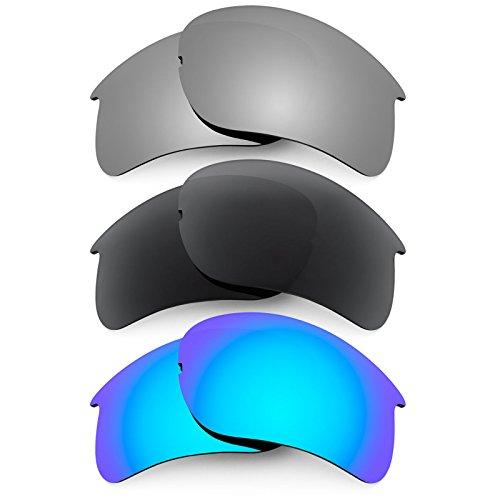 Preisvergleich Produktbild Revant Ersatzlinsen für Bolle Vigilante Polarisiert 3 Paar Kombipack K015