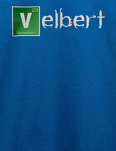 Velbert T-Shirt Royal Blau