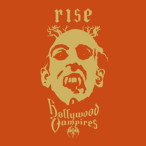 Hollywood Vampires - Rise (Limited Box Set inkl. CD Digipak + Tshirt Gr. L)