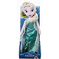 Frozen Fever - Elsa de peluche (multicolor)