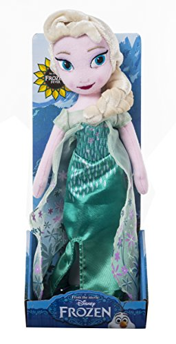Frozen-Fever-Elsa-Plush-Toy-Multi-Colour