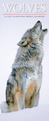 Wolves 2011 Vertical Calendar (Gladstone Kalender)