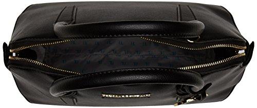 Trussardi Jeans | Borsa doctorTrussardi Jeans donna linea montblanc colore nero - 75B244, Nero Nero