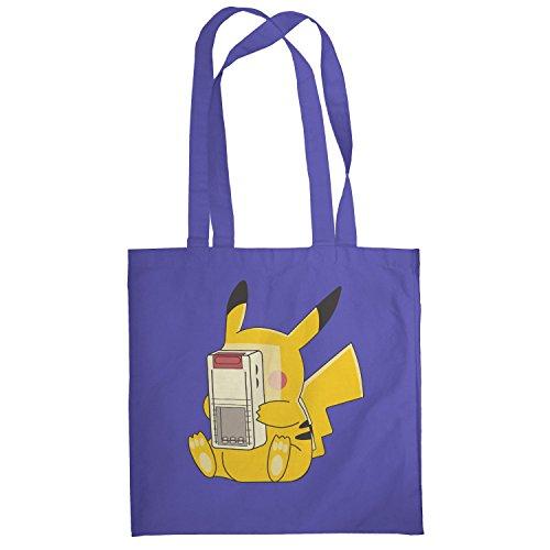 Texlab–Gioco Chu–sacchetto di stoffa Marine