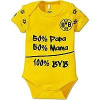 Borussia Dortmund BVB Babybody 100% BVB