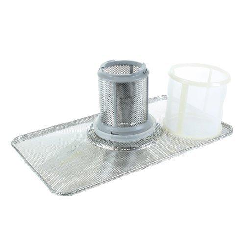 Neff Geschirrspüler Complete Ersatz Filter Set (Inklusive Grille Platte, Filter und Netz)