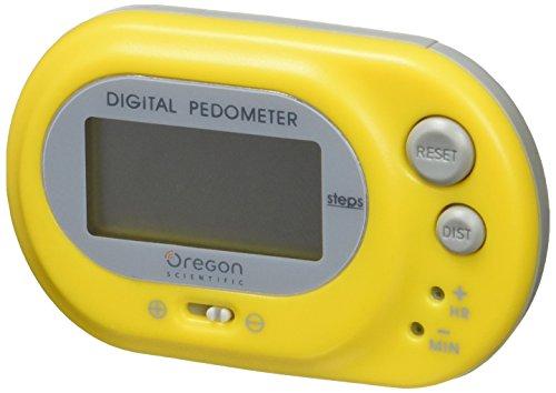 Oregon Scientific PE320 - Podómetro Reloj Digital