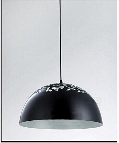 GBT Aluminium hängende Wohnzimmer Restaurant Lichter einzigen Kopf Kronleuchter (LED-Leuchten, warmes Licht, weißes Licht, Kronleuchter, Innenbeleuchtung, Außenleuchten, (Tv Kopf Kostüm)
