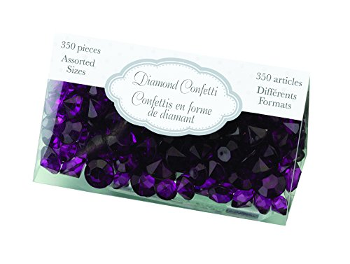 Lillian Rose Diamant Confetti, Violet